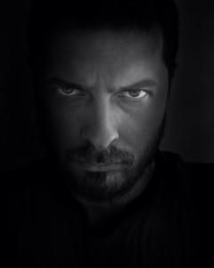 The dark face of evil